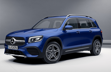 Product release: towbar for Mercedes-benz GLB available from stock